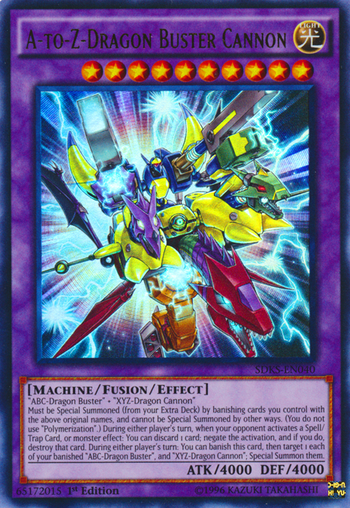 A-to-Z-Dragon Buster Cannon