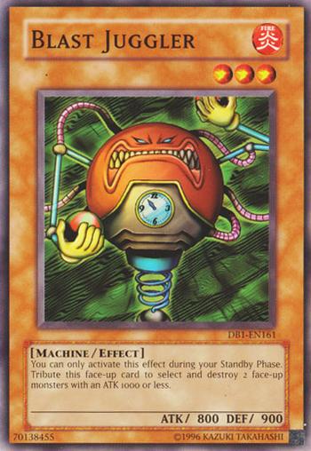 Blast Juggler