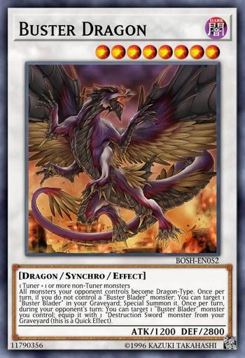 Buster Dragon