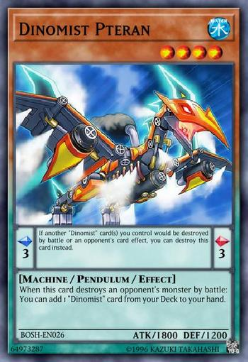 Dinomist Pteran
