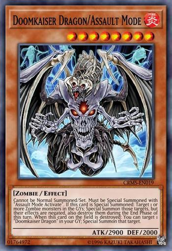 Doomkaiser Dragon/Assault Mode