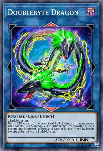 Doublebyte Dragon