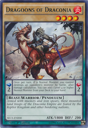 Dragoons of Draconia