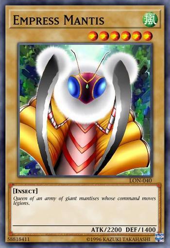 Empress Mantis