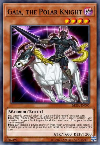 Gaia, the Polar Knight