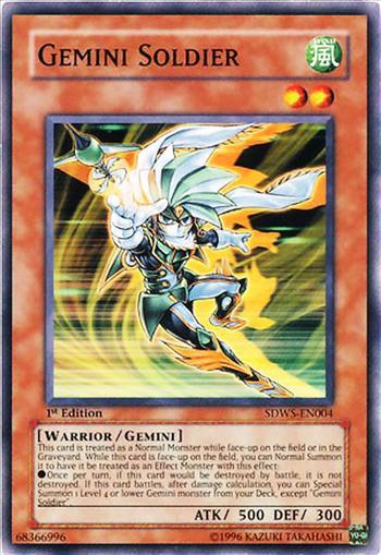 Gemini Soldier