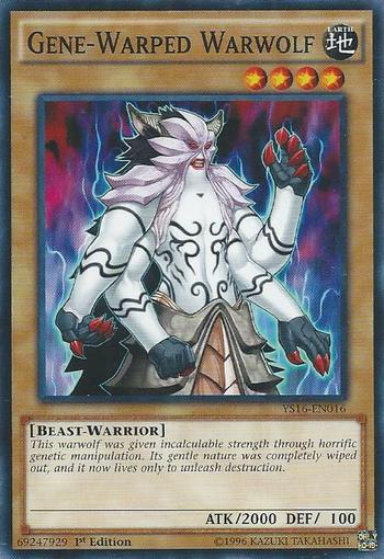 Gene-Warped Warwolf