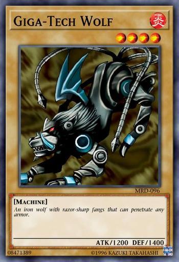 Giga-Tech Wolf