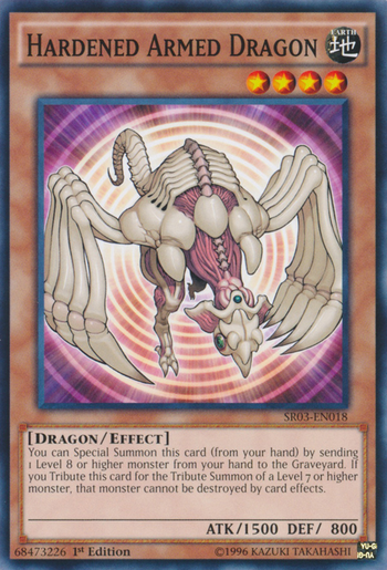 Hardened Armed Dragon