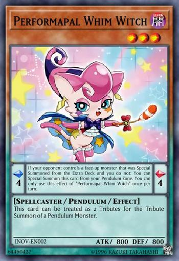 Performapal Whim Witch