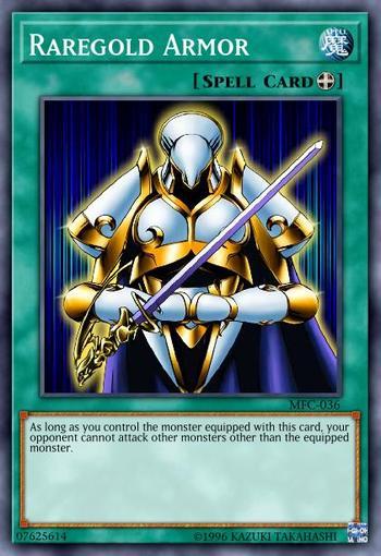 Raregold Armor