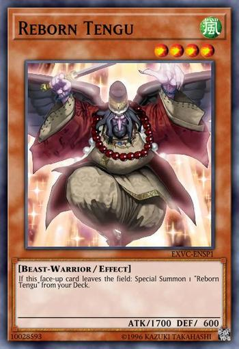 Reborn Tengu
