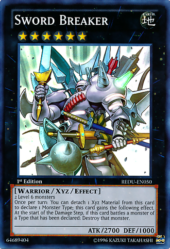 Sword Breaker