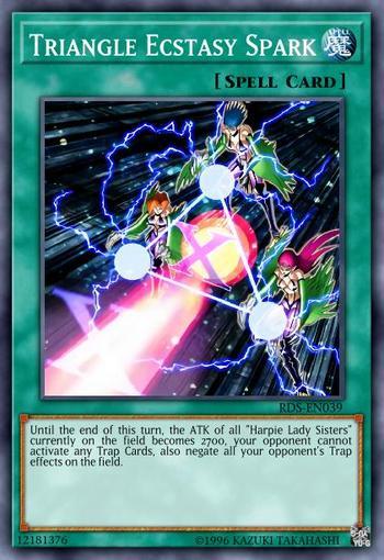 Triangle Ecstasy Spark