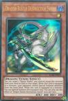 Dragon Buster Destruction Sword