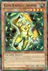 Gem-Knight Amber