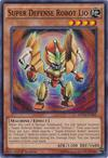 Super Defense Robot Lio