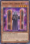 Secret Sect Druid Wid