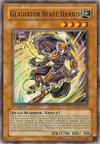 Gladiator Beast Darius