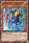 Charging Gaia the Fierce Knight