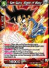 Son Goku, Might of Many