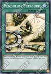 Tesoro Pendulum