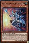 Eda the Sun Magician