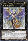 Hieratic Dragon King of Atum