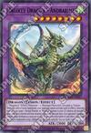 Dragon de la Magiclé - Andrabime