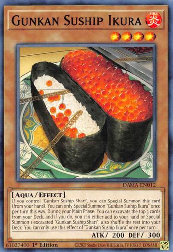 Gunkan Suship Ikura