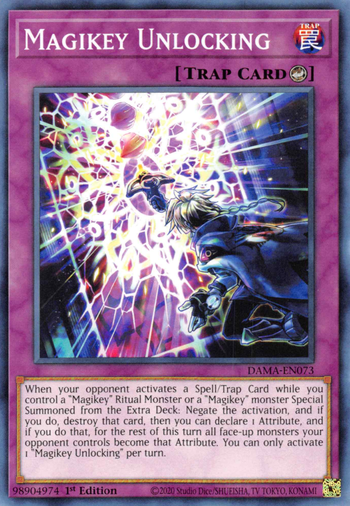 Magikey Unlocking