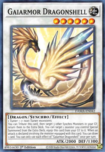Gaiarmor Dragonshell
