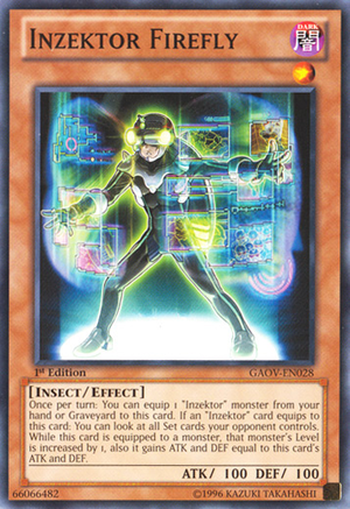 Inzektor Firefly