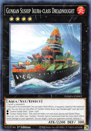 Gunkan Suship Ikura-class Dreadnought