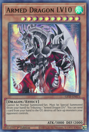 Armed Dragon LV10