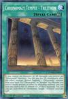 Templo da Cronomalia - Trílito